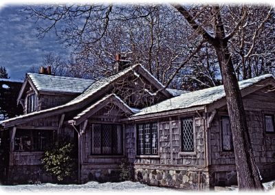 Winter Lodge