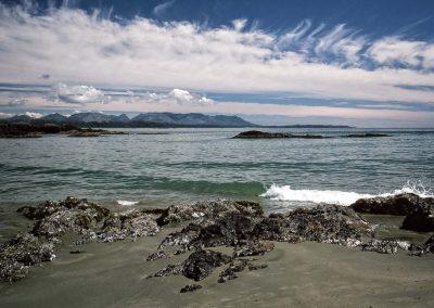 Peaceful Pacific Beach