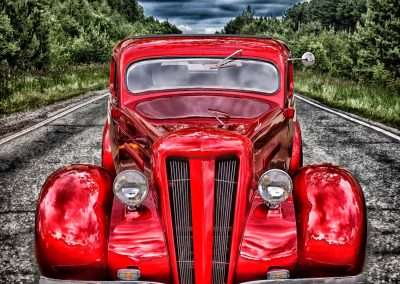 1935 Ford Window Coupe