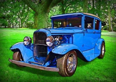 classic 1930 Ford