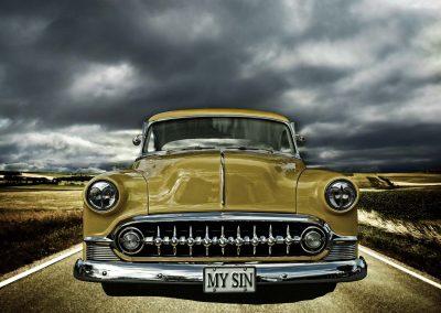classic 1953 Chev