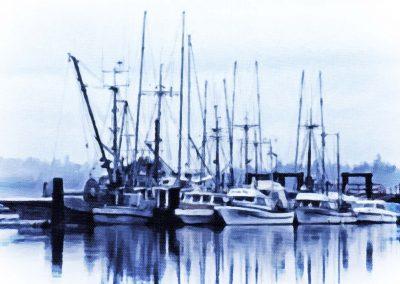 Fishers' Wharf