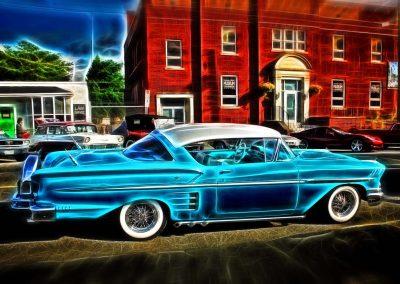 classic 1958 Chev Impala