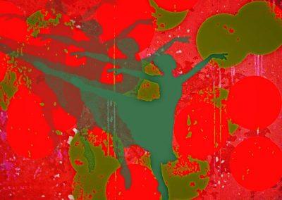 Dancing in a Dream - 24x40 $285