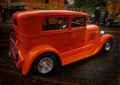 classic 1929 Ford