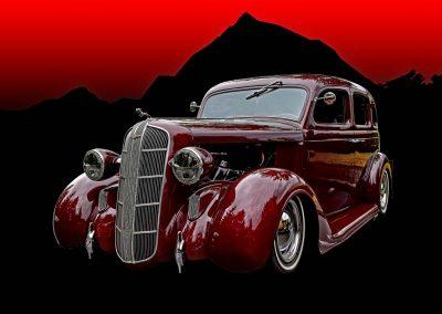 classic 1936 Dodge