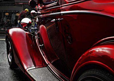 classic 1935 Chev