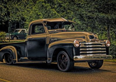 1950 chev pickup