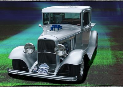classic 1932 Ford pickup