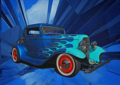 claccic 1932 Ford