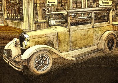 classic 1930 Ford Model A