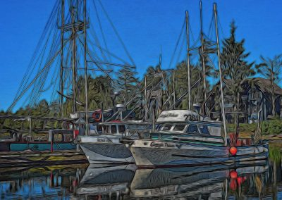 Ucluelet Harbor 1