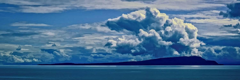 Island Clouds